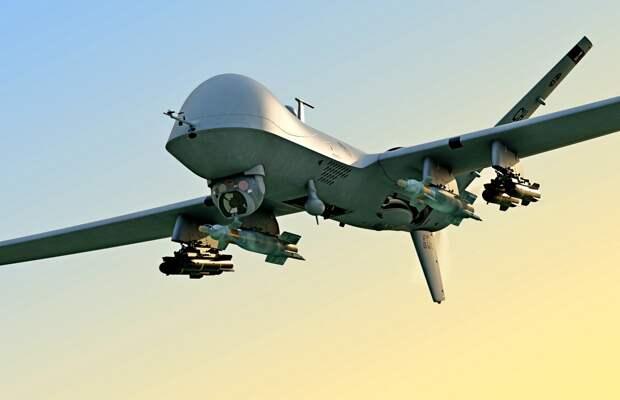 Американские БПЛА MQ-9 Reaper беспомощны перед российскими РЭБ