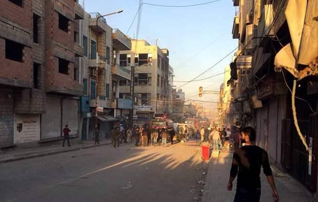 Последние новости Сирии. Сегодня 12 ноября 2019