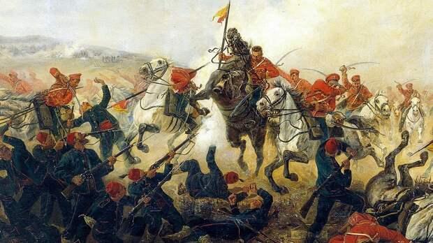 Кто был главным врагом Российской империи?