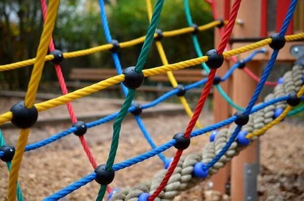 Web, Детская Площадка