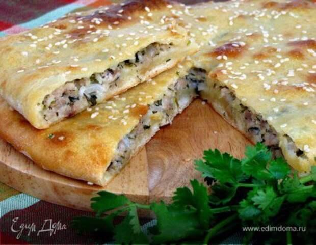 Пироги мясные, грибные, сырные. Да какие любите, самые сытные и быстрые рецепты