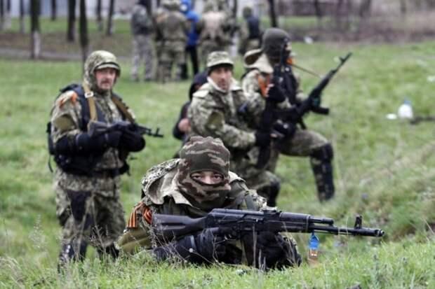 Террористы из ДНР прикрываясь шахтерами блокировали базу Нацгвардии - последние новости от Newsper.net