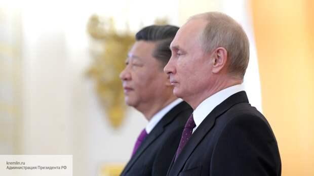 Востоковед предрек консолидацию Китая и России в борьбе с Западом