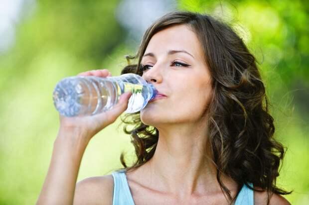 Минеральная вода полезна для здоровья