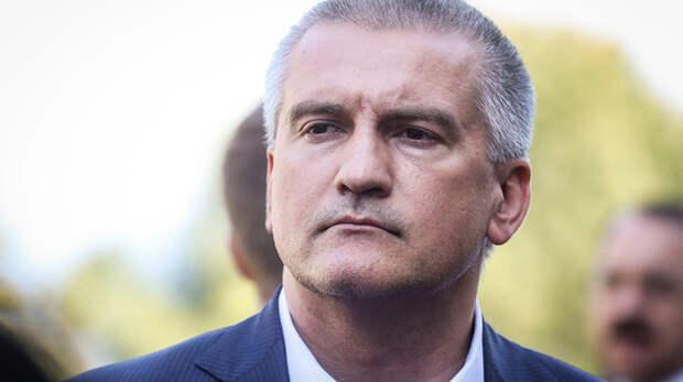 Аксенов иронично ответил на заявление Зеленского о «борьбе с оккупацией Крыма»
