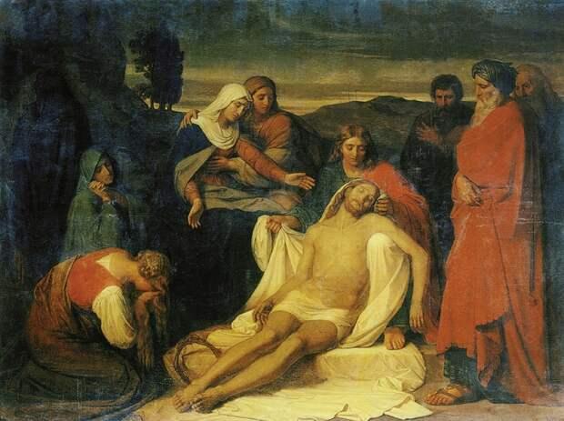 Положение-во-гроб.-К.Вениг.-1859г.ГРМСПб.jpg