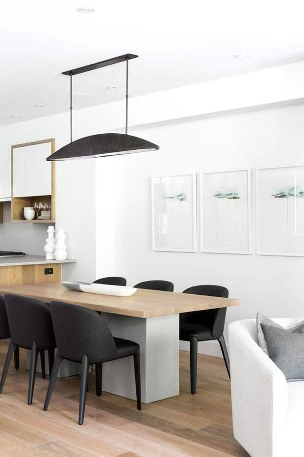 Дорогой минимализм: 7 приемов элегантности для столовой