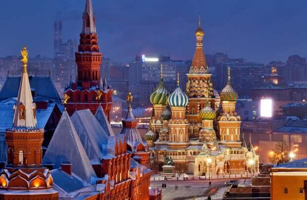 Главные преимущества России в мире по версии иностранцев