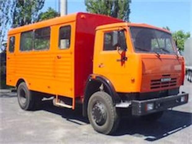 Новость на Newsland: Украинская Нацгвардия закупила 29 грузовиков КАМАЗ