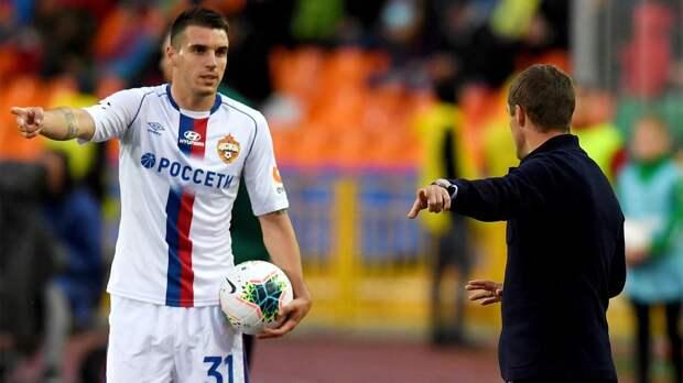 «Гончаренко сказал: «Можешь лететь домой». Но вообще он классный тренер». Шарлия об уходе из ЦСКА и мечте вернуться