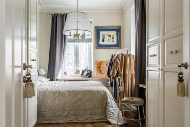 """Квартира в стиле """"обшарпэ"""": проект с интересными решениями"""