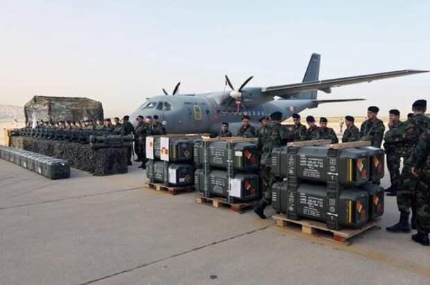 Баку потратил в этом году 117,3 млн долларов на закупку турецкого вооружения
