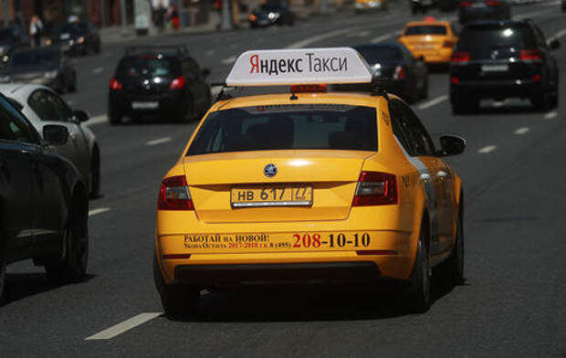 Яндекс будет блокировать таксистов-лихачей