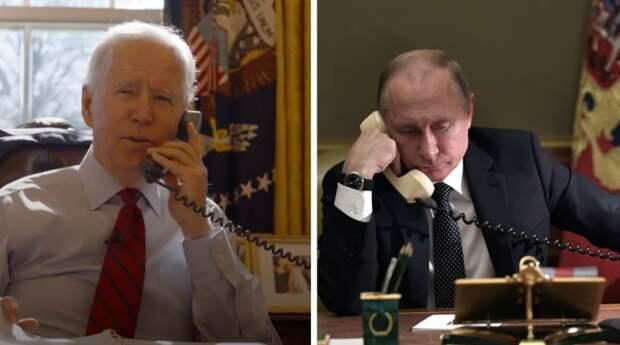 Позвони мне, позвони: Байден и Путин договариваются о встрече