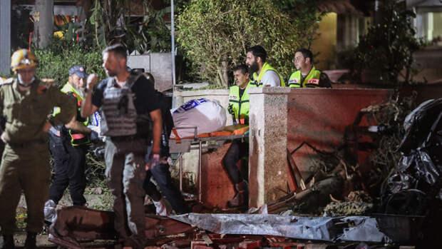Палестинский минздрав подсчитал погибших в результате авиаударов