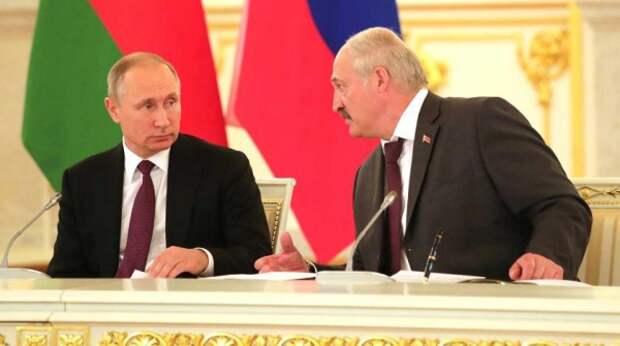 В Кремле прокомментировали слова Лукашенко об извинениях Путина