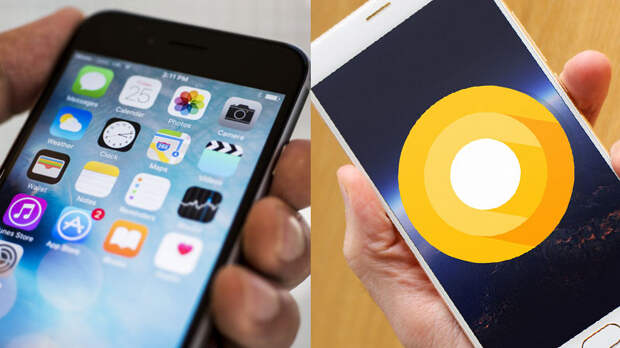 Лучшие функции, которые iOS и Android еще не успели украсть друг у друга