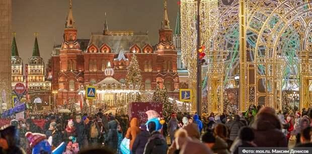 Казаков не будут привлекать для охраны порядка в новогодние праздники в Москве. Фото: М. Денисов mos.ru