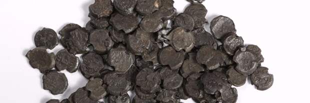 В Москве нашли клад из свинцовых пломб