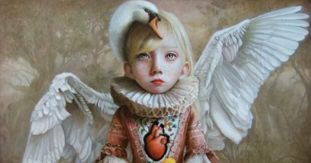 Мир странных детей художницы иреволюционерки Ольги Эстер
