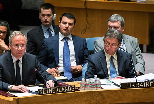 Заседание в Совбезе ООН 18 июля 2014 года по поводу гибели авиалайнера