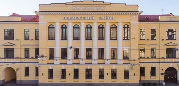 Очередной распил бюджетных средств среди администрации Выборгского района