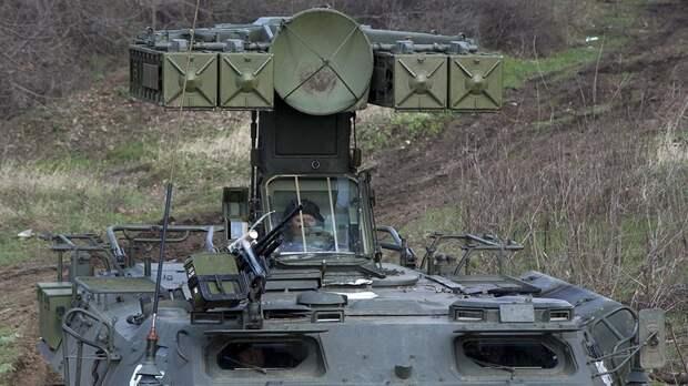 Сухопутные войска России получат новый комплекс ПВО «Птицелов»