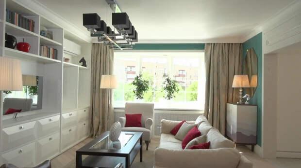В гостях: как выглядит квартира Екатерины Стриженовой и ее мамы