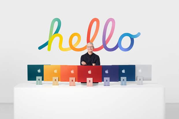Что представила Apple на первом мероприятии в 2021 году
