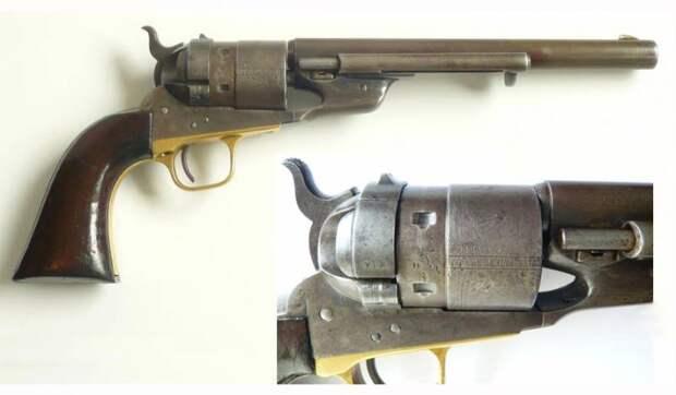 Револьверы вдовы Кольта