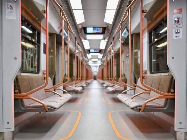 Столичное метро закажет услуги по ароматизации воздуха в вагонах