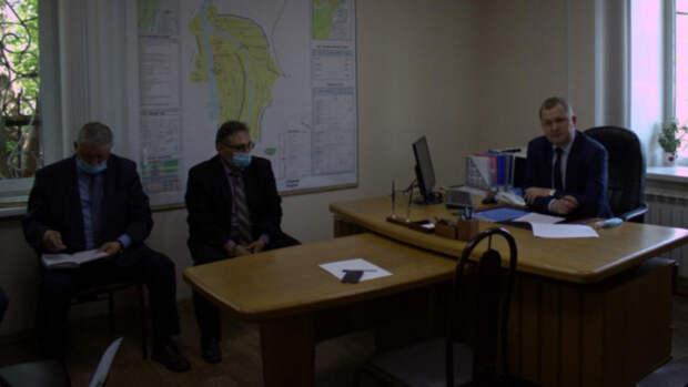 В Барнауле обсудили возможную эвакуацию населения Затона