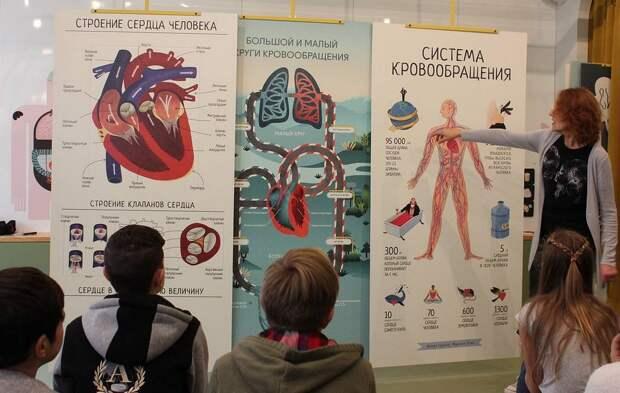 В Питере открыли Музей здоровья