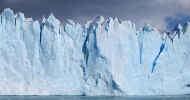 Таяние ледяных щитов в прошлом привело к повышению уровня моря на 18 метров