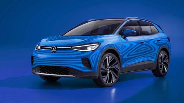 """Кроссовер Volkswagen ID.4 стал """"Всемирным автомобилем года"""""""