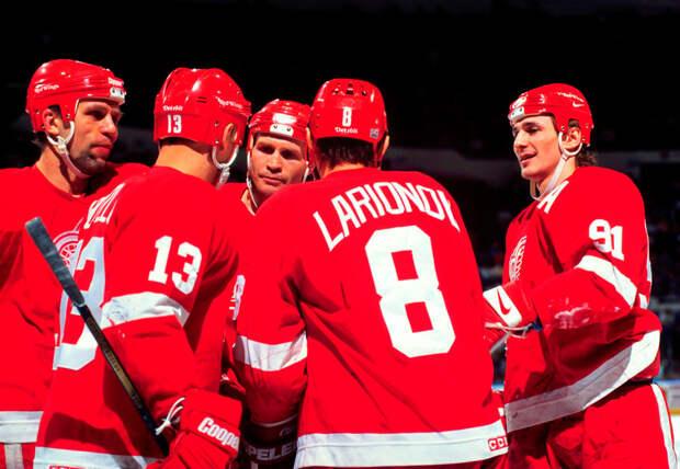 Как россияне ворвались в НХЛ