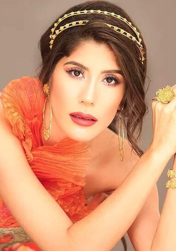 1. Vanessa Castro Guillén, Парагвай