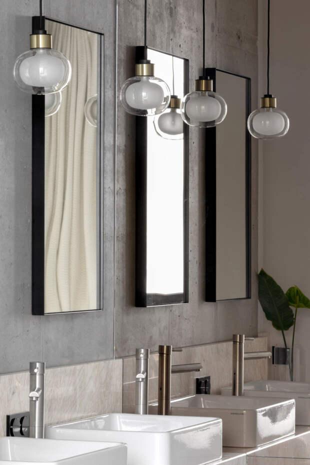 Стильный минимализм в дизайне квартиры холостяка в Киеве (85 кв. м)