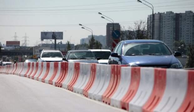 До 1 июня ограничено движение на участках Нововладыкинского и Сигнального проездов в СВАО