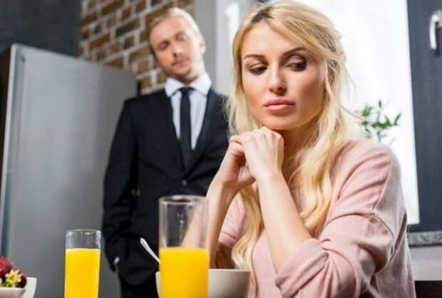 Как женщина должна обижаться, чтобы мужчина ее понял