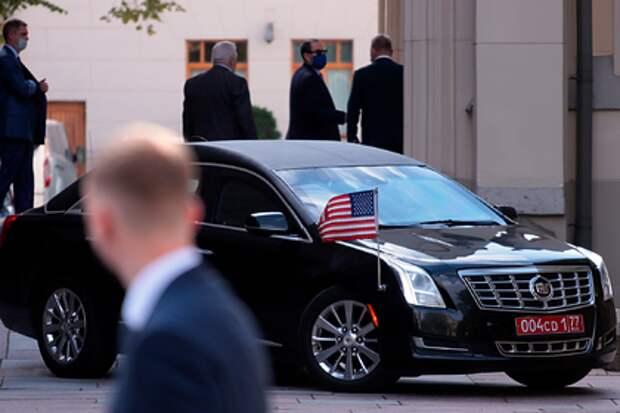 США пригрозили России жесткими мерами в ответ на ситуацию с Навальным
