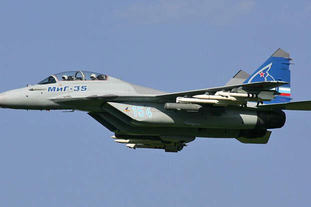 МиГ-35 вышел на завершающую стадию испытаний