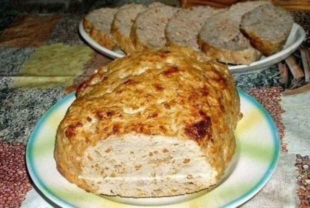 Мясной «хлеб»