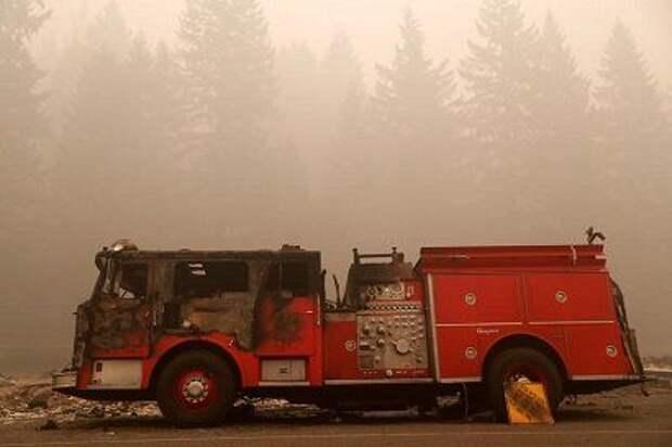 Байден назвал Трампа «климатическим поджигателем» из-за позиции по пожарам в США