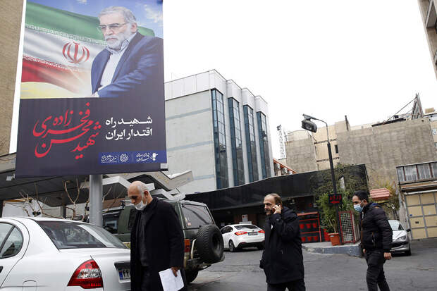 """СМИ: Израиль применил """"робот-пулемет"""" для убийства иранского ядерщика"""