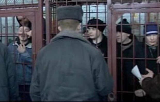 Рязанские киллеры в зале суда
