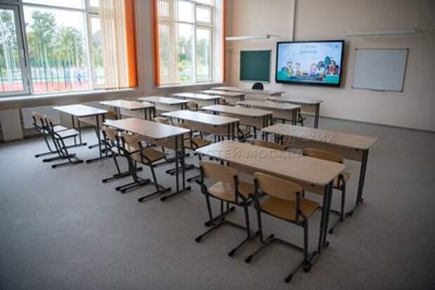 Школу для тысячи учеников построят на Золоторожском Валу