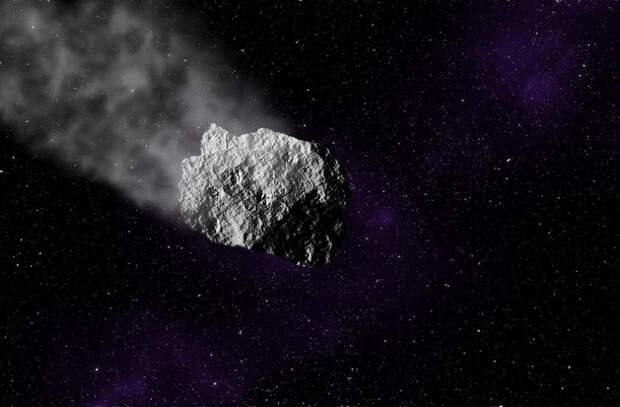 К Земле несётся гигантский астероид: он крупнее пирамиды Хеопса