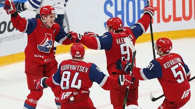 «Локомотив» прервал серию из трех поражений, обыграв рижское «Динамо»