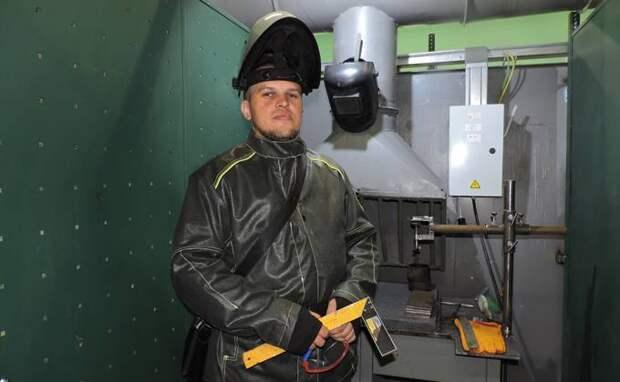 Короля сварки выбрали в Новосибирской области